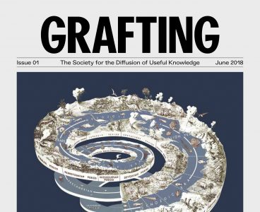 The Society for the Diffusion of Useful Knowledge broadsheet 01: GRAFTING