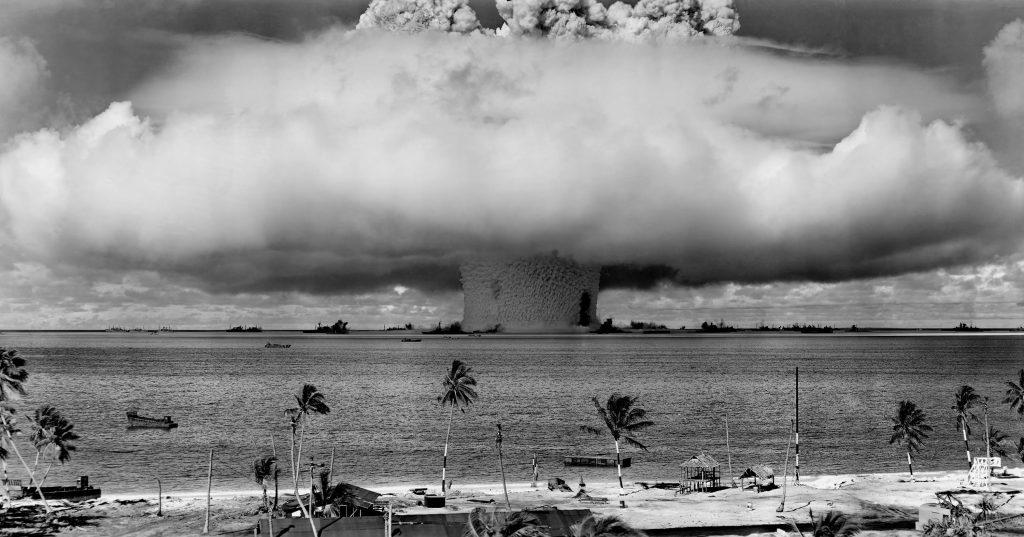 Found image: nuclear devastation. Courtesy: d'bi.young anitafrika.