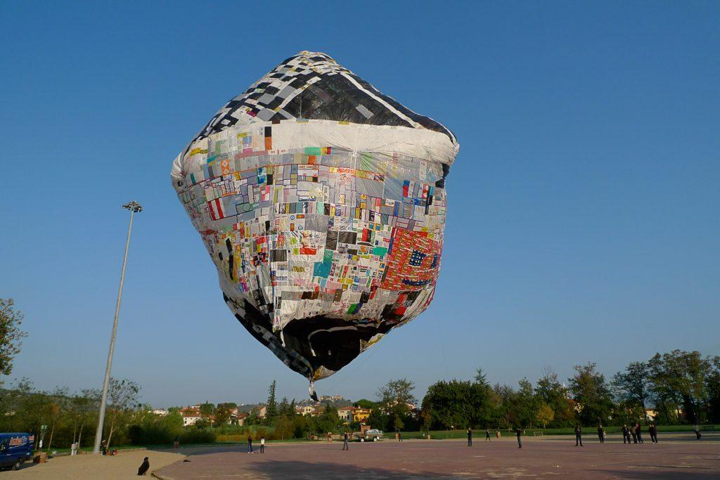 Museo Aero Solar, Prato, Italy, 2009. Photo: Janis Elko.