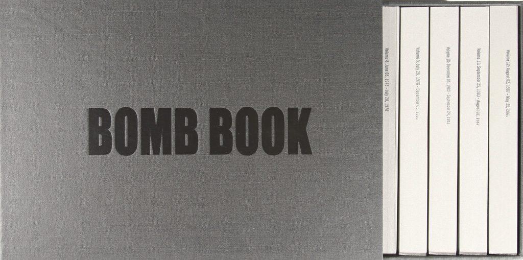 Andrea Pinheiro, Bomb Book