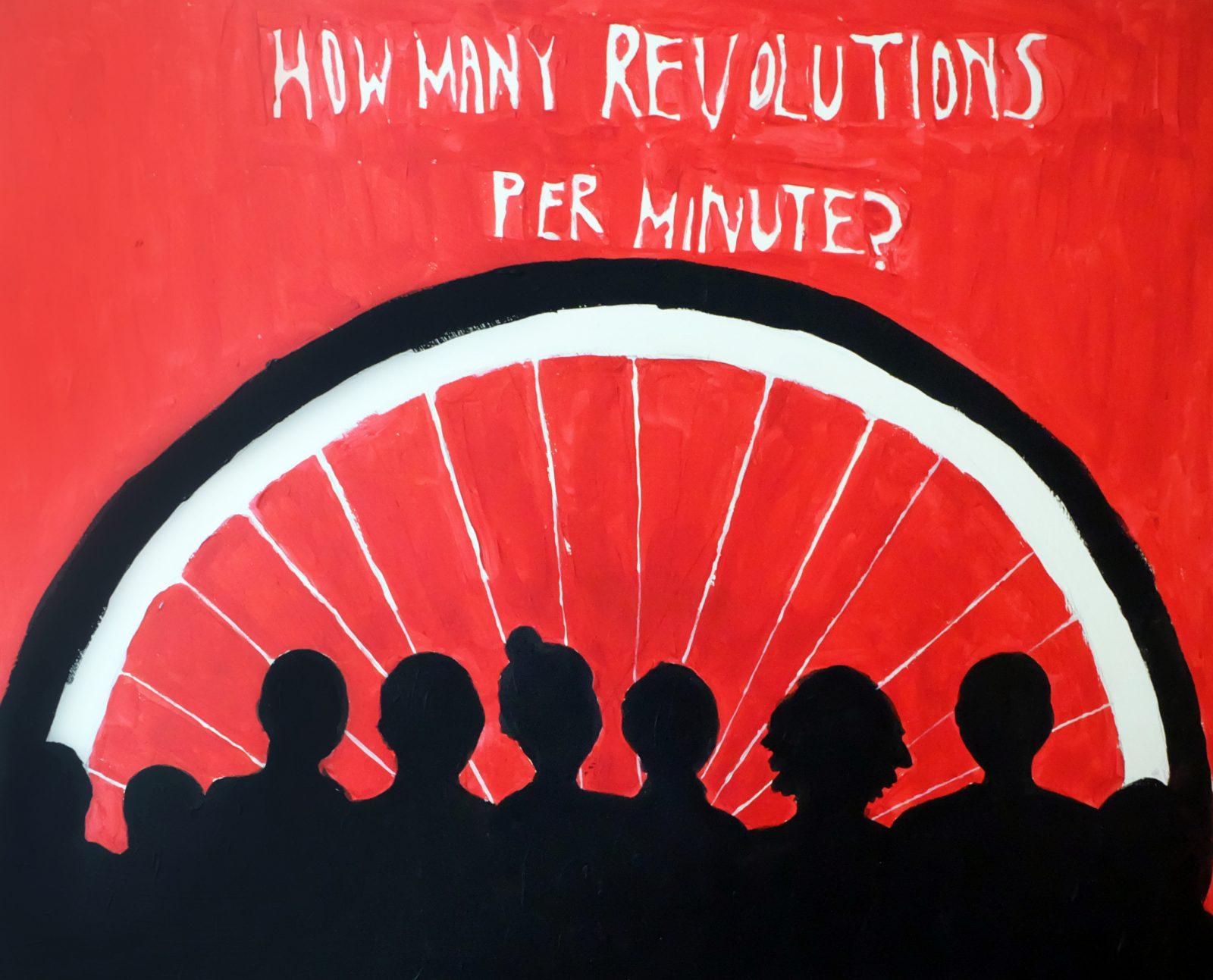 Gillian Dykeman: Revolution Revolution